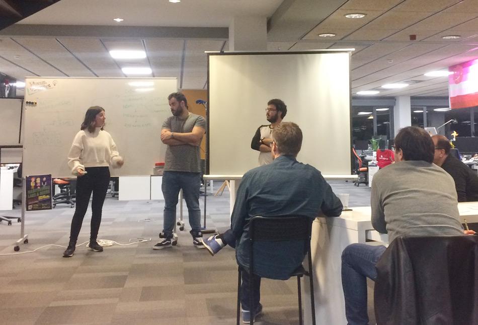UX y Agile - El equipo de Habitissimo