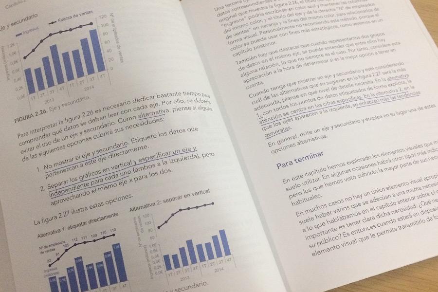 Storytelling con datos - Como contar historias con gráficos